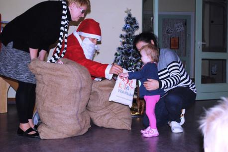 Weihnachtsgeschichte Weihnachtsfeier.Detailseite Kita Waldräuber